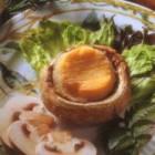Cabécous aux champignons de Paris